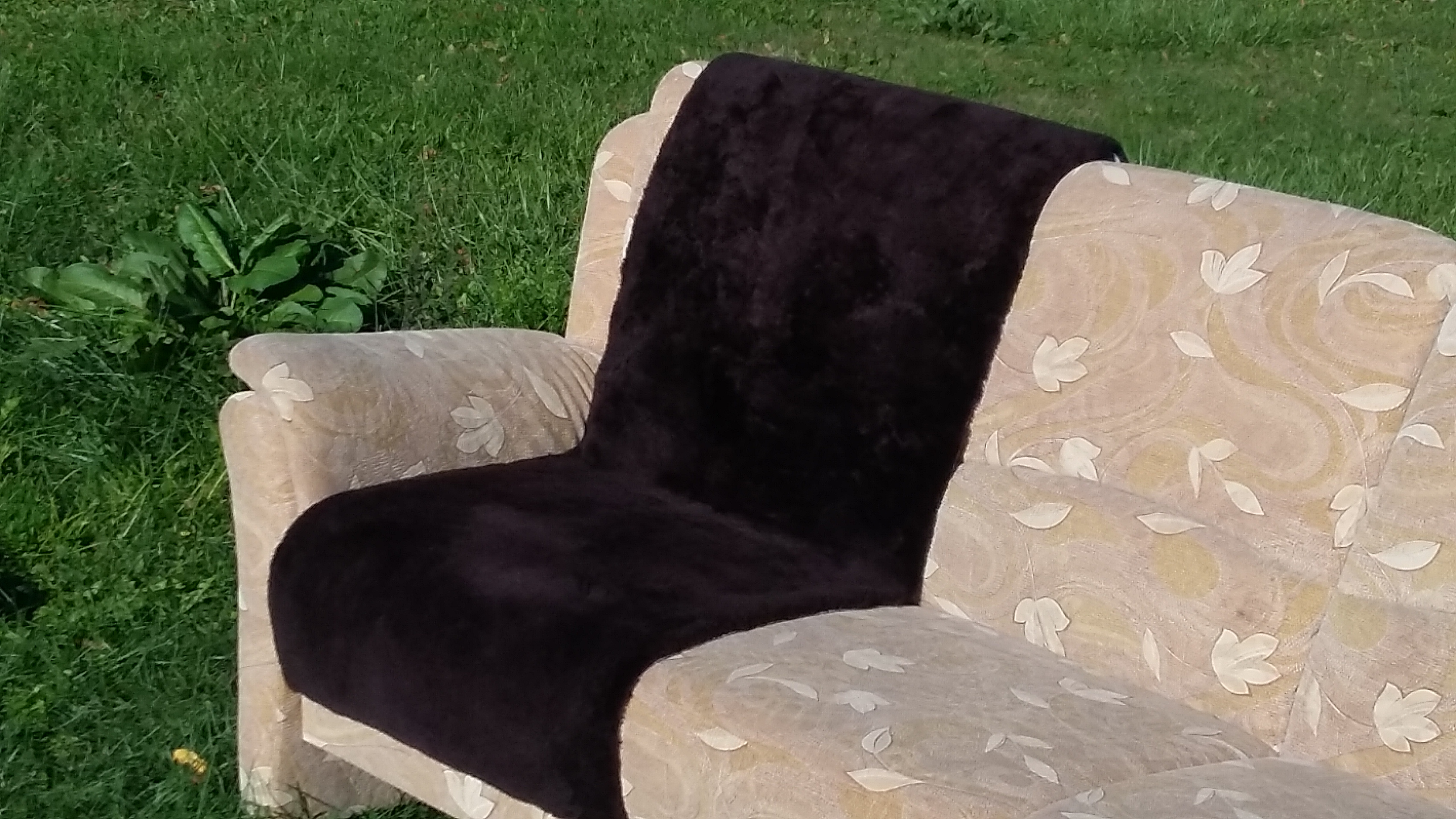 Sofafell Standardgröße